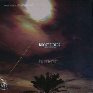Boost Riders - People Like Me (DJ Stingray Remix)