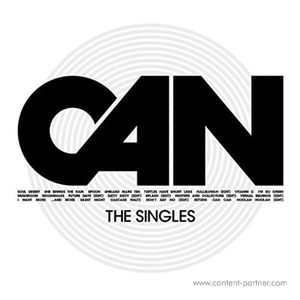 CAN - The Singles (3LP+MP3) (Spoon Records)