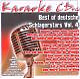 Carpendale,Howard/Karaoke Best Of Deutsche Schlagerstars Vol.4