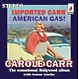 Carr,Carole Imported Carr American Gas!