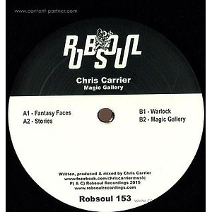 Chris Carrier - Magic Gallery (Robsoul Recordings)