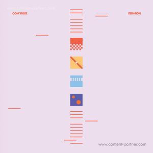 Com Truise - Iteration (Ltd. Blue/White Vinyl 2LP) (Ghostly International)