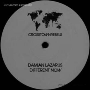 DAMIAN LAZARUS - DIFFERENT NOW PART 2 (crosstown rebels)