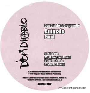 DON DIABLO FT DRAGONETTE - ANIMALE PT 1 (sellout sessions)