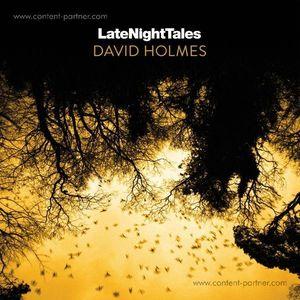 David Holmes - Late Night Tales (2LP+MP3/180g/Gatefold) (Late Night Tales)