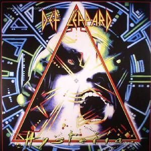 Def Leppard - Hysteria (2LP Remastered) (Mercury)
