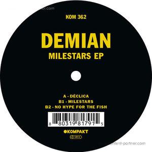 Demian - Milestars EP (kompakt)