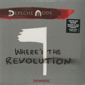 "Depeche Mode - Where's the Revolution (2x12"") (Sony Music)"