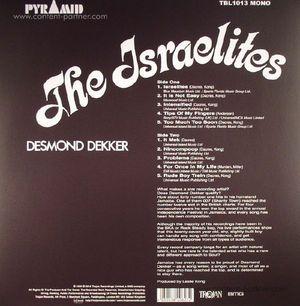 Desmond Dekker& The Aces - Israelites (180g)