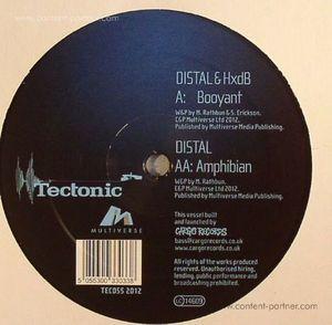 Distal & HxdB - Booyant / Amphibian