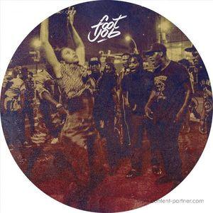 Dj Lil ' Tal - Rhythm 4 Tha Dancefloor Ep (Footjob)
