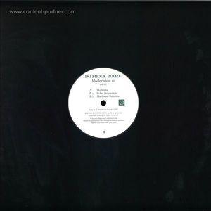 Do Shock Booze - Modernian EP