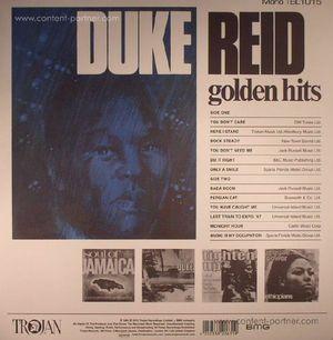 Duke Reid / Various Artists - Duke Reid's Golden Hits