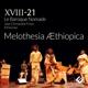 Ensemble XVIII-21/Baroque Nomade/+ Melothesia Aethiopica