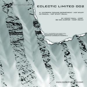 Entropia Techno Department / Kenny Dahl - Eclectic Limited 002 (Ken Karter & Radia