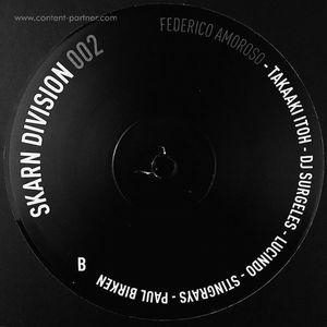 Federico Amoroso - Skarn (Remixes Part 2)