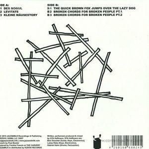 GTA Hoffmann - Broken Chords For Broken People Ep