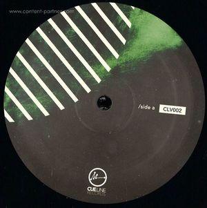 Gaze Ill - Space-time Incl. Tmsv Remix (Cue Line Records)