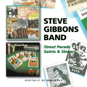 Gibbons,Steve Band - Street Parade/Saints And Sinners (BeatGoesOn)