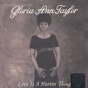 Gloria Ann Taylor - Love Is A Hurting Thing (2LP + Mp3) (Luv N' Haight)