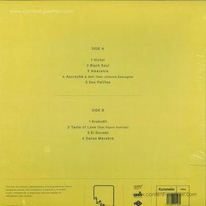 """Golden Bug - V.i.c.t.o.r (12"""" + CD)"""
