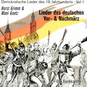 """Grimm,Horst/Goetz,Mani - Lieder Des Deutschen Vor-& Nachm""""rz (Autogram-Records)"""
