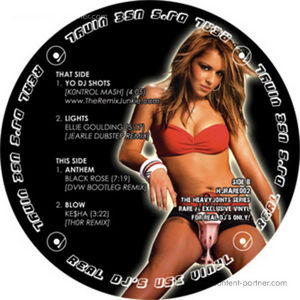 HEAVY JOINTS SERIES - RARE & EXCLUSIVE VOL. 2 (RDUV)