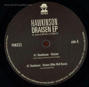 Hawkinson - Draisen Ep (Mike Wall Remix) (phunkit)