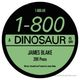 James Blake 200 Press (12''+7'' Double Pack)