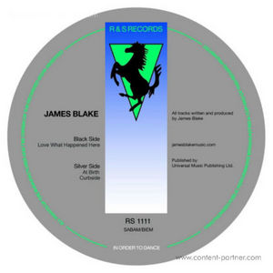 James Blake - Love What Happened Here (r & s)
