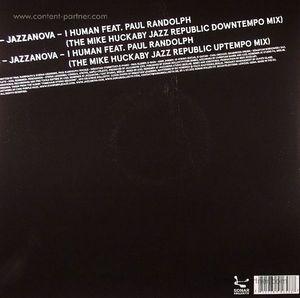 Jazzanova - I Human (Mike Huckaby Rmx  Lim.ed.)