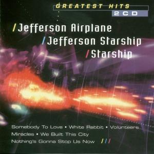 Jefferson Airplane - Greatest Hits (DOUBLE PLATINUM)