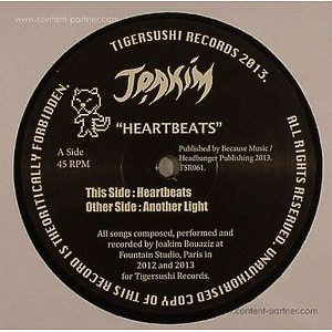 Joakim - Heartbeats / Another Light (tigersushi)