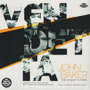 John Baker & The BBC Radiophonic Work... - The Vendetta Tapes (Buried Treasure)