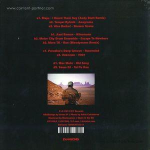 John Talabot - DJ Kicks (Deluxe Edition 2LP+CD/Gatefold