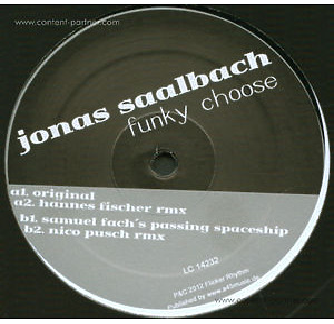 Jonas Saalbach - Funky Choose (Samuel Fach & Nico Pusch)