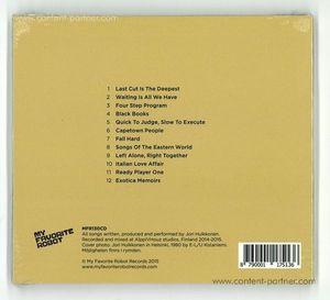 Jori Hulkkonen - Oh But I Am (CD)