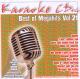 Karaoke Best Of Megahits Vol.21/CD+G