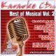 Karaoke Best Of Musical Vol.2/CDG