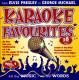 Karaoke/Various Karaoke Favourites CD