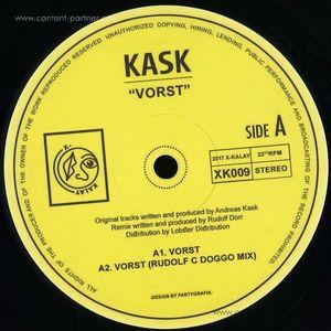 Kask - Vorst (X-Kalay)