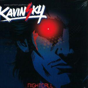 Kavinsky - Night Call (repressed) (record makers)