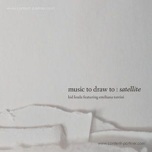 Kid Koala Featuring Emiliana Torrini - Music To Draw To: Satellite (2LP) (Arts & Crafts)