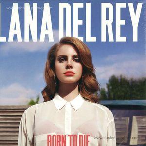 Lana Del Rey - Born To Die (Polydor)