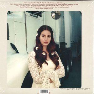 Lana Del Rey - Lust For Life (2LP +MP3)