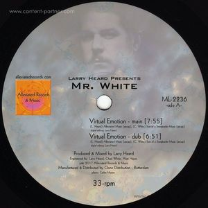 Larry Heard presents: Mr. White - Virtual Emotion / Supernova (alleviated)