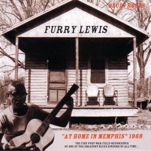 Lewis,Furry - At Home In Memphis (Autogram-Records)