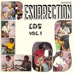 Los Camaroes - Resurrection Los (LP) (ANALOG AFRICA)
