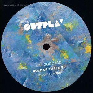 Loz Goddard - Rule Of Three Ep (outplay)