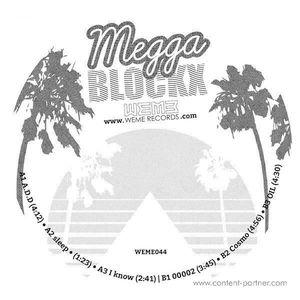MEGGABLOCKX - Blockx (weme)
